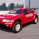 Vitre avant Makrolon Citroën ZX