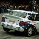 Vitre arrière latérale Makrolon Ford Escort mk5
