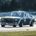 Vitre arrière latérale Makrolon Opel Kadett C Coupé
