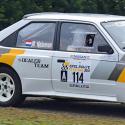 Vitre arrière latérale Makrolon Opel Kadett D Coupé