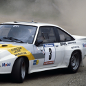 Vitre arrière latérale Makrolon Opel Manta B