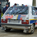 Lunette arrière Makrolon Peugeot 104
