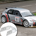 Kit Makrolon Peugeot 306 - 3mm