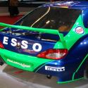 Lunette arrière Makrolon Peugeot 406