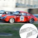 Kit Makrolon Porsche 911 (type 901 et 911) - 3mm