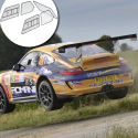 Kit Makrolon Porsche 997 - 3mm