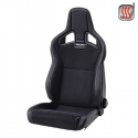 Baquet RECARO Sporster Cross CS - Avec chauffage - Sans Airbag (nombreuses couleurs)