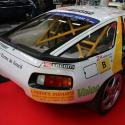 Vitre arrière latérale Makrolon Porsche 928