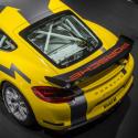 Lunette arrière Makrolon Porsche Cayman 981