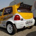 Lunette arrière Makrolon Renault Twingo 1