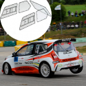 Kit Makrolon Renault Twingo 2 RS - 5mm