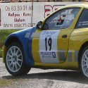 Vitre avant Makrolon Renault Mégane 1