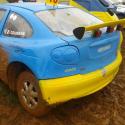Vitre arrière latérale Makrolon Renault Mégane 1 Coupé