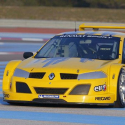 Pare-brise Polycarbonate Margard Renault Mégane 2