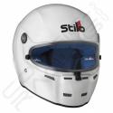Casque Stilo FIA ST5F - avec intercom - Blanc/bleu - SA2020