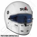 Casque Stilo FIA ST5FN - sans intercom - Blanc/bleu - SA2015
