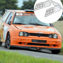 Kit Makrolon Volkswagen Golf 3 - 5mm