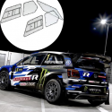 Kit Makrolon Volkswagen Polo 5 - F2000