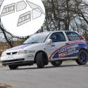 Kit Makrolon Seat Ibiza 2 - F2000