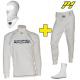 PACK Sous-vêtements complet P1 CRC FIA - Blanc