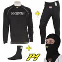 PACK Sous-vêtements complet P1 CRC FIA - Noir