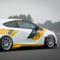 Vitre arrière latérale Makrolon Opel Astra H
