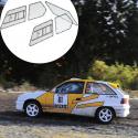 Kit Makrolon Opel Astra F - F2000