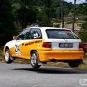 Lunette arrière Makrolon Opel Astra F