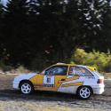 Vitre arrière latérale Makrolon Opel Astra F