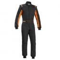 Combinaison SPARCO FIA Sprint RS-2.1 - Noir/orange