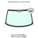 Pare brise Chauffant Porsche 996/997 (frais de port inclus)