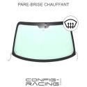 Pare brise Chauffant Porsche Boxter 986 (frais de port inclus)