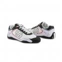 Sneakers Sparco SP-F5 Blanc/Noir