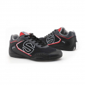 Sneakers Sparco SP-F5 Noir/Rouge