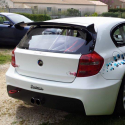 Lunette arri?re Makrolon BMW S?rie 1 E87