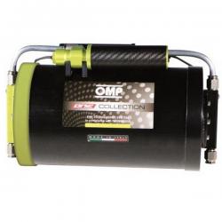 Extincteur OMP FIA CESAL4 électrique aluminium version L