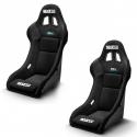 Baquet Sparco FIA REV QRT - Pack de 2