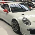 Pare-brise Polycarbonate Margard Porsche 991