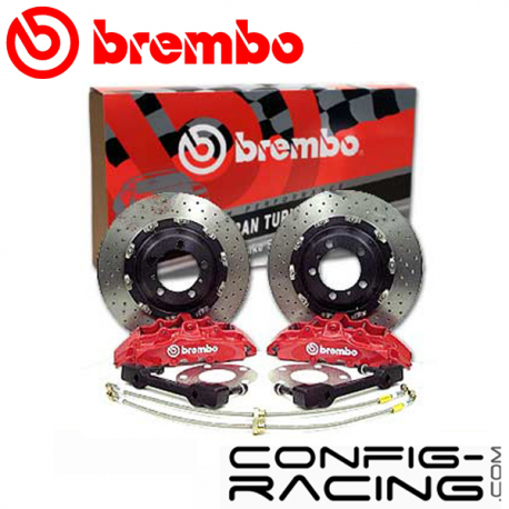Kit Gros freins BREMBO Audi S3 (8V) 380x34
