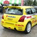 Lunette arrière Makrolon Suzuki Swift (2004-2011)