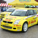 Vitre avant Makrolon Suzuki Swift (2004-2011)