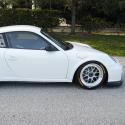 Vitre avant Makrolon Porsche 997 Cup