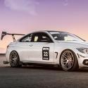 Pare-brise Polycarbonate BMW s?rie 4 F32