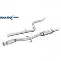 Tube Interm?diaire inox INOXCAR Peugeot 208 GTi 30th - avec silencieux