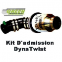 Kit admission directe GREEN Dynatwist Renault Clio 3 RS