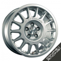 "Jante Speedline Type 2118 Renault Clio Williams 7x15"" ET36 - Sylver"