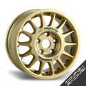 "Jante Speedline Type 2118 Subaru Impreza 7x15"" ET49 - Gold"