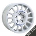"""Jante Speedline Type 2118 Ford Fiesta R5 7x15"""" ET54 - Blanc"""