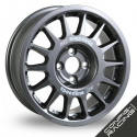 "Jante Speedline Type 2118 VW Polo R5 7x15"" ET47 - Anthracite"