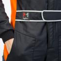 Combinaison Marina FIA Elast1 UR - Noir